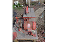 Old Minorette saw for sale as project.