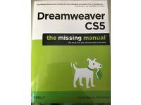 Dreamweaver CS5 - the missing manual