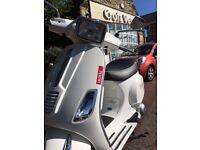 Piaggio Vespa/scooter 125cc