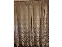 Damask Quality Curtains
