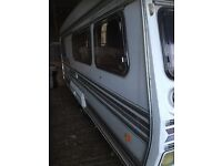 Bucanner caravan