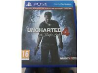 UNCHARTERED 4 A THIEFS END FOR PS4