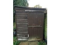 8 x 6 ft Shed,