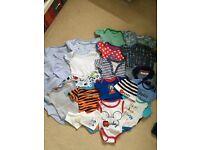 Baby Boy Newborn Bundle (Everything to get you started!!)