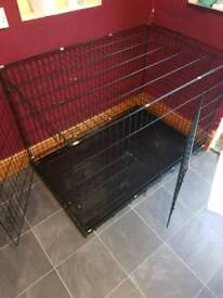 Xl 4ft dog crate