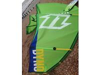 Kitesurfing kite North Dyno 10m