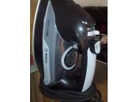 Steam Bosch iron,3050w.unused New.interested please call immediately.aspley broxtowe. Nottigham. ...