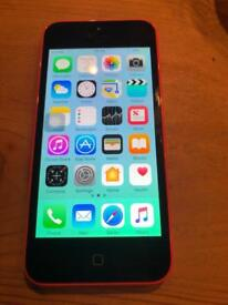 iPhone 5c open to all 16gb