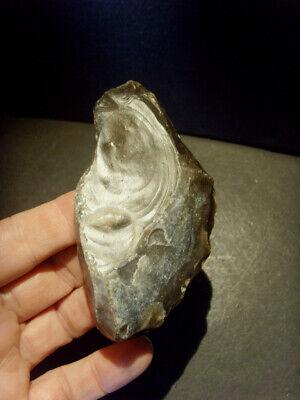 Paleolithic - Mousterien end scraper - UK C.60,000+ BP