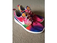 Nike Rosie Runs Tie-Dye multi coloured