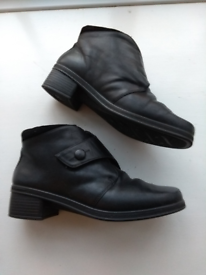Hotter comfort ankle boots UK size 7