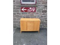Marks & Spencer Sideboard solid oak *free delivery*