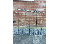 Golf clubs full iron set Ping Zing 2