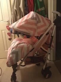 Mybabie stroller