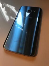Samsung s6edge special edition aqua