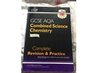 GCSE CHEMSITRY REVISION AND PRACTICE BOOK