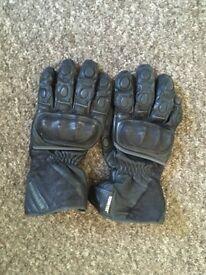 Hein gericke gortex gloves size large