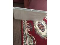 Single Radiator Used & Working order Good Condition