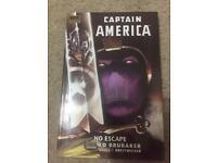 Captain America no escape