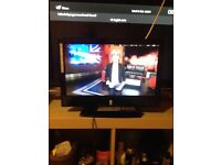 Tv with built in DVD player
