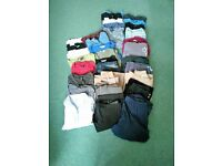Large bundle of maternity clothes - size 10/12 (33 pieces in total!)