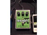 EHX Bass Big Muff Pedal