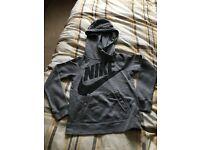 Nike hoodie age small 10-12