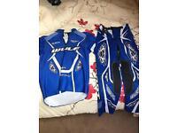 Trials bike clothing