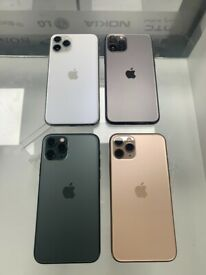 APPLE IPHONE 11 PRO 64GB UNLOCKED ALL COLOURS AVAILABLE