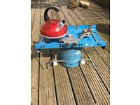 Portable gas camping stove for sale  Middlesbrough, North Yorkshire