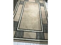 All wool lounge rug for sale