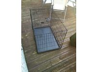 Large dog crate £20 excellent condition