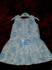 Baby girl spanish dresses