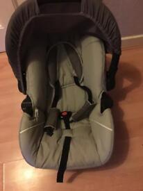 Hauck Car seat 0-6 months