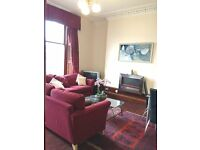 2 Double Bedroom furnished flat to rent, City Centre, Union Street, Aberdeen, AB10. Available now