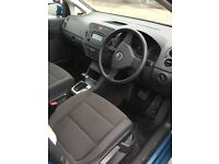 VW GOLF PLUS AUTOMATIC
