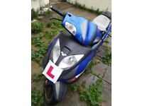 Lexmoto 125cc plus parts & extras