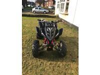 Yamaha raptor 350 road legal swap - ltr Ltz banshee 700 660 450 Yz yzf r6 gold belcher