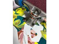 Custom 'Chocolate' skateboard