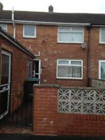 For Rent Two Bedroom house Annfield Plain