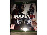 Xbox one game mafia 3