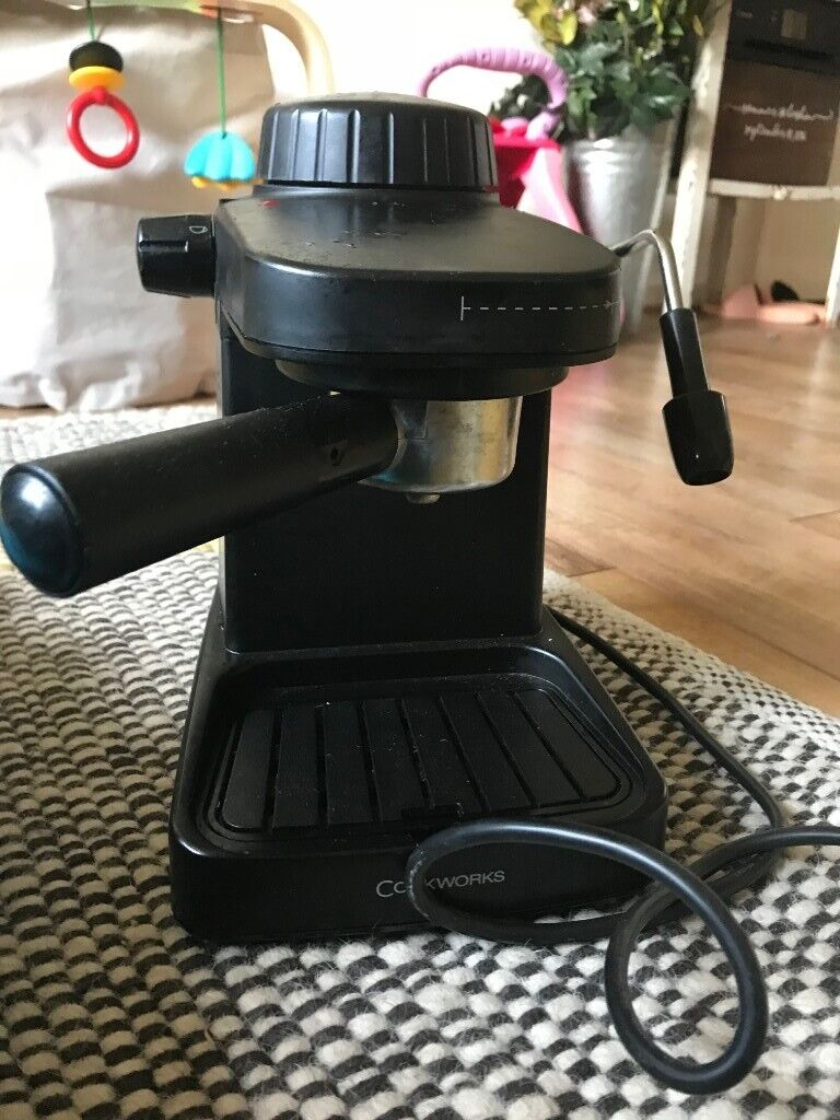 Cookworks Espresso Coffee Maker And Milk Steamer In Islington London Gumtree