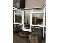 Conservatory free to whoever dismantles... Pent Roof UPVC Conservatory