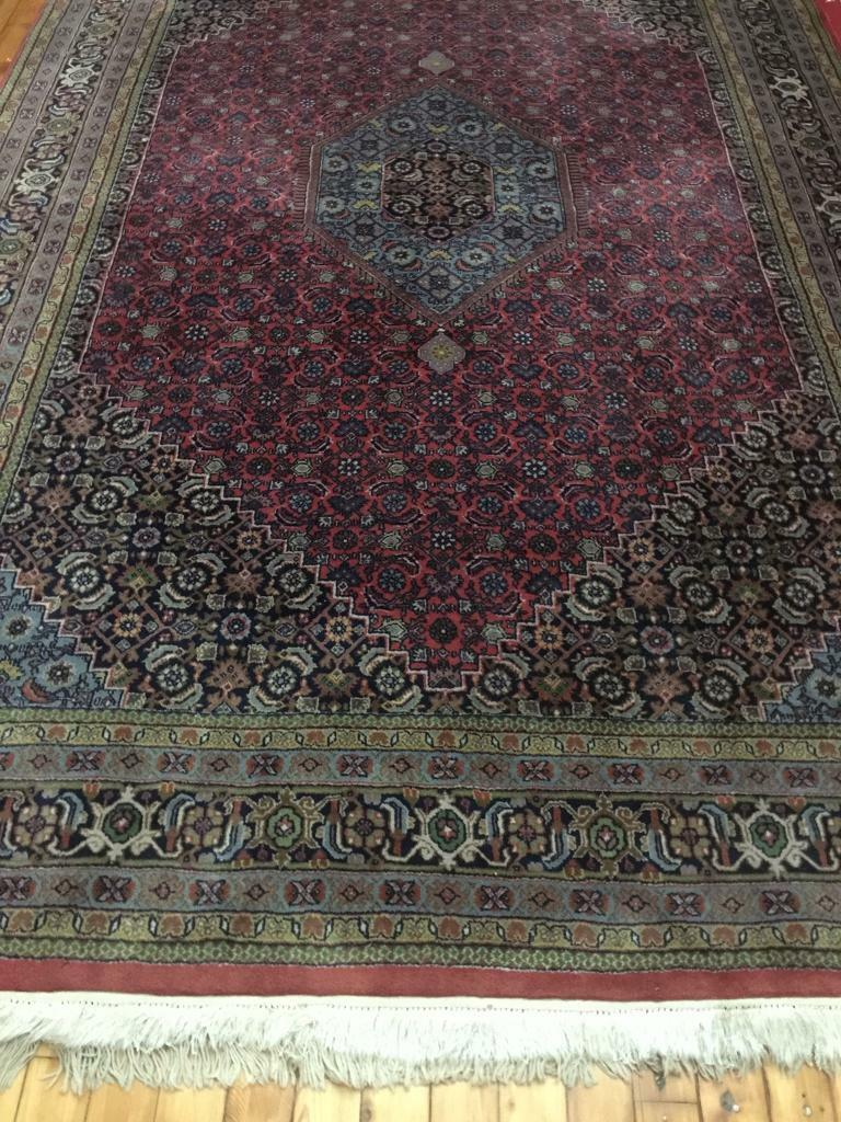 Indian Bidjar Handmade Wool Rug In Grange Edinburgh Gumtree