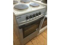 Silver Beko 500mm electric cooker £90