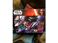 star wars tie fighter toy new in box