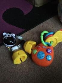 Baby toys/in the night garden