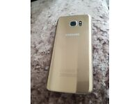 Samsung S7 32gb immaculate no marks or scratches like new