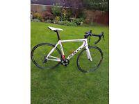 Eddy Merckx emx1 carbon fibre road racing bike