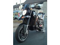 KTM 950 Supermoto 2008 with extras